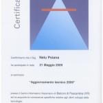 3Attestato_Poiana_Nello_Maggio_2009