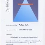 1Attestato_Poiana_Nello_Febbraio_2006
