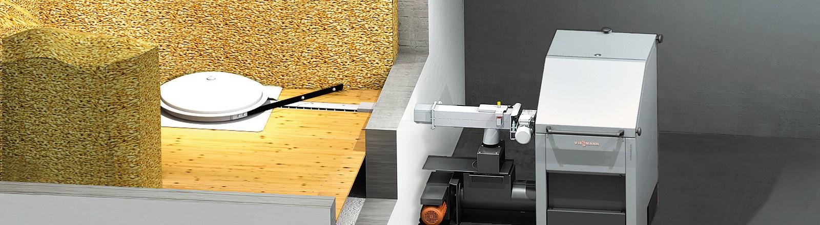 Generatori a Biomassa